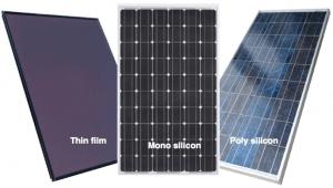 Zonnepanelen vergelijken op de cellen