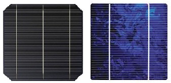 mono-poly zonnecel