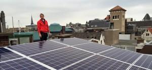 zonnepanelen den Haag