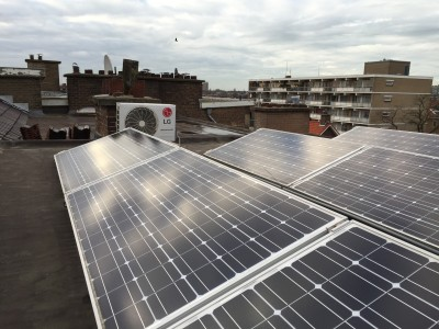 zonnepanelen - airco -warmtepomp den haag